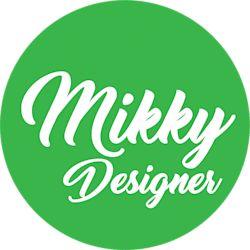 Mikky Designer Logo
