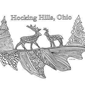 Terri Baker Designs and Hocking Hills Insider