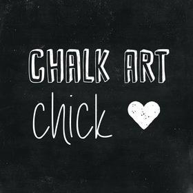 Chalk Art Chick