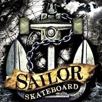 Sailor Skateboard