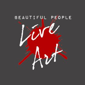 Beautiful People Live Art