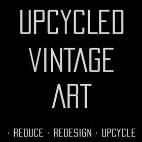 upcycledvintageart