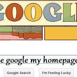 Make Google Your Homepage