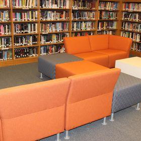 Burrell High School Library Media Center