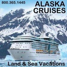 Alaska Cruises, Cruisetours & More