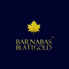 Barnabas Blattgold - Edible Genuine Gold Leaf, Silver & Copper