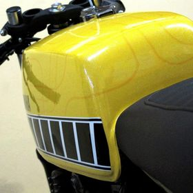 Motorcycle Restoring Customizing Greece