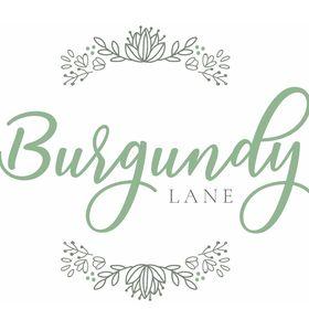 BURGUNDY LANE