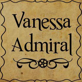 Vanessa Admiral Jewellery