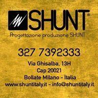 Shunt Produzione Progettazione Shunt