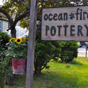 Ocean Fire Pottery