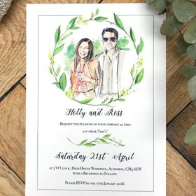 Imogen Buckley | Invitation Templates
