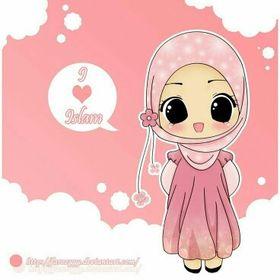 4700 Koleksi Gambar Kartun Muslimah Memasak Terbaik