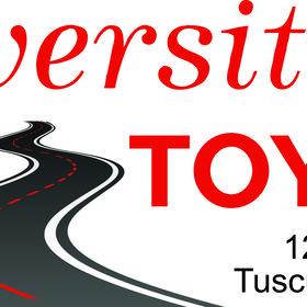 University Of Toyota >> University Toyota Of Tuscumbia Jimbishoptoyota On Pinterest