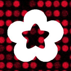 Ronda cabochon pendientes alrededor de acero inoxidable dots acrílico logotipo motivo I love me nuevo