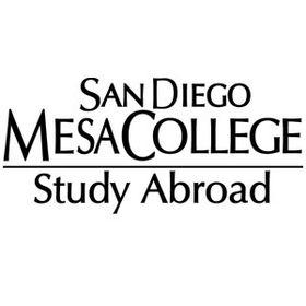 San Diego Mesa College Study Abroad