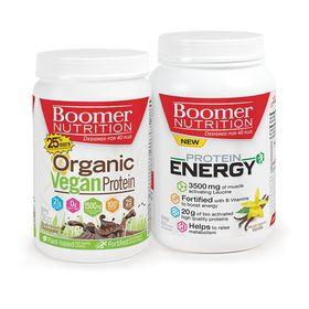Boomer Nutrition