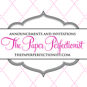 The Paper Perfectionist - Invitations and Announcements