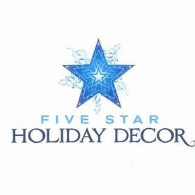 Five Star Holiday Decor