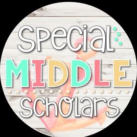 Special Middle Scholars (SpecialMiddleScholars) on Pinterest