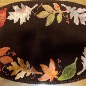 Vintage Crochet PATTERN to make Flower Cutwork Applique Mats FrostedFlowers