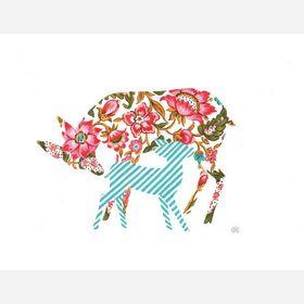 Deer & Fawn Designs