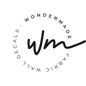Wondermade Fabric Wall decals