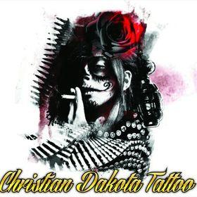Christian Dakota Tattoo