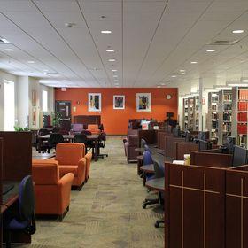 UNCG Harold Schiffman Music Library