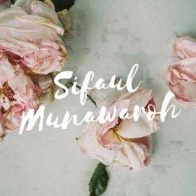 Sifaul munawaroh