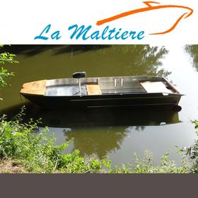 Barque alu - La Maltière