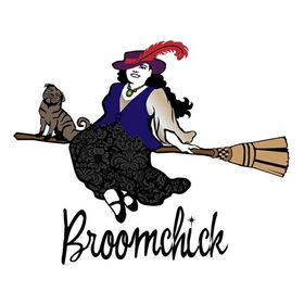 The Broomchick at Scheumack Broom Company