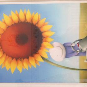Sunflower Hutton