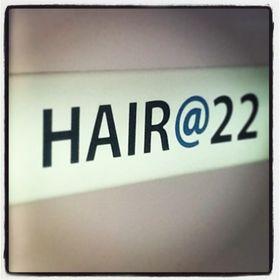 HAIR@22