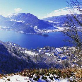 Talloires Lac Annecy