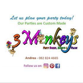 3 Monkeys Parties