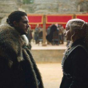 Jon and Dany 💞