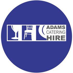 Adams Catering Equipment Hire London
