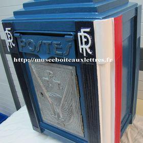 musée de la boite aux lettres, du facteur et du courrier.