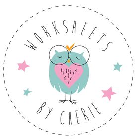 Worksheets By Cherie