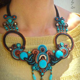 El Rinconcito de Zivi-Soutache-leather-jewelry-joyas
