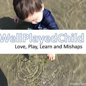 WellPlayedChild(Mommy Blog)