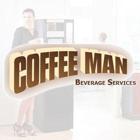 Coffee Man Beverage Services