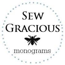 Sew Gracious Monograms & Embroidery
