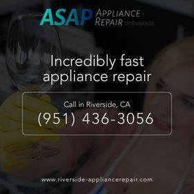ASAP Appliance Repair of Riverside