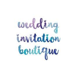 Wedding Invitation Boutique