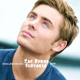 Zac Efron Slovakia