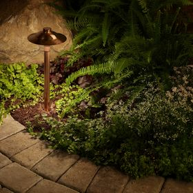 Outdoor Lighting Perspectives Of Raleigh Olpraleigh On