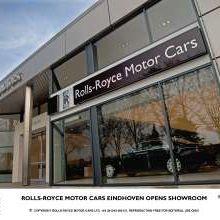 Rolls-Royce Motor Cars Eindhoven.