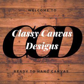 Classy Canvas Designs